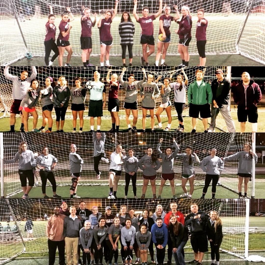 'SMAT That' Intramural Soccer Team