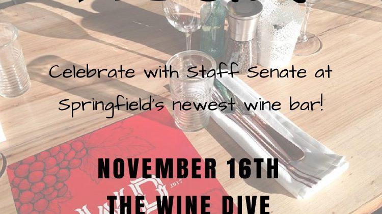 Staff Senate Happy Hour!