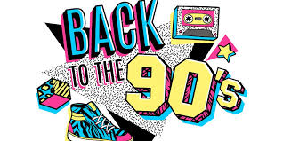 Back to the 90s. Decorative