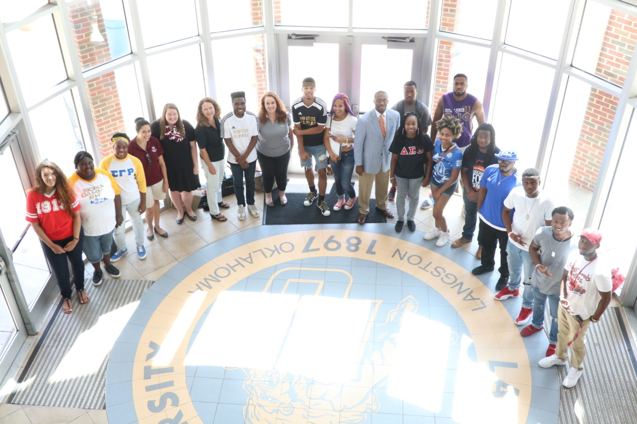 MSU Students Take Trip to Learn About NPHC Plots