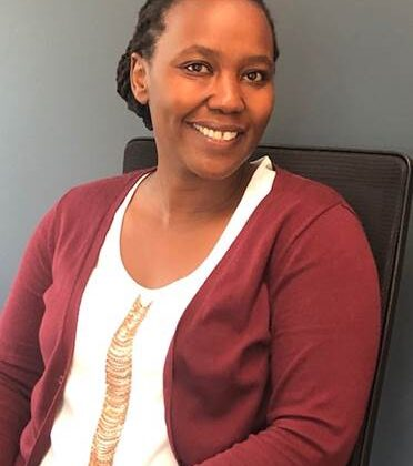 Dr. Gititu, new doctor at Magers Health and Wellness