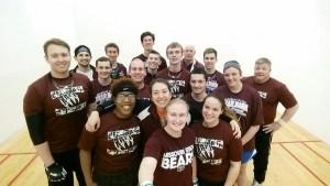 Handball Team Picture