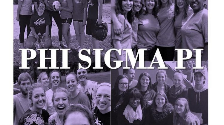 Student Organization Spotlight: Phi Sigma Pi