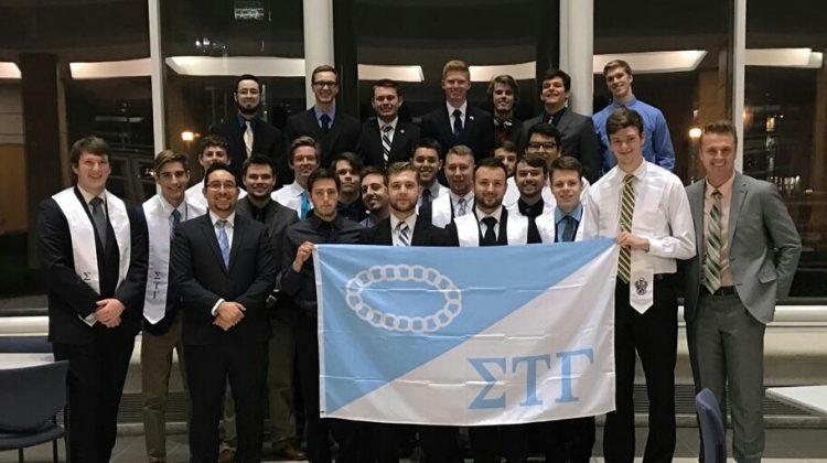 Student Organization Spotlight: Sigma Tau Gamma Fraternity