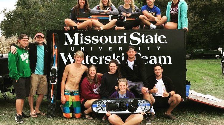 Student Organization Spotlight: Water Ski Team