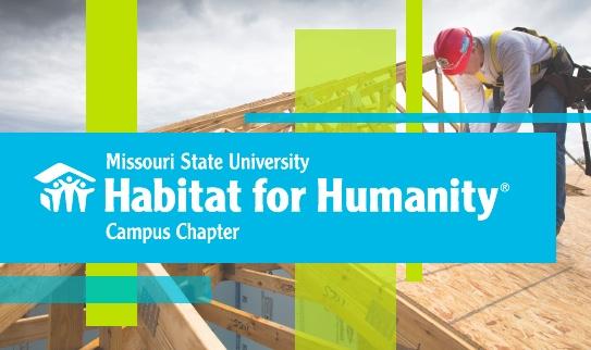 Student Organization Spotlight: Habitat for Humanity