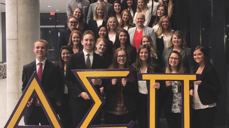 Student Organization Spotlight: Delta Sigma Pi