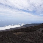 View from Piton de la Fournaise