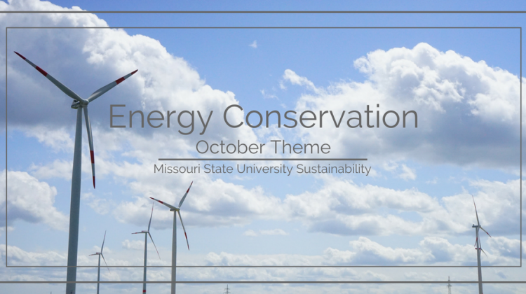 Monthly Theme: Energy Conservation