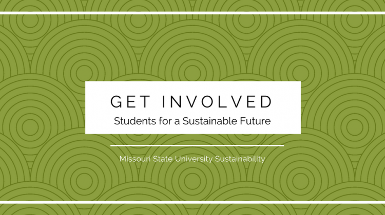 Get Involved! Students for a Sustainable Future