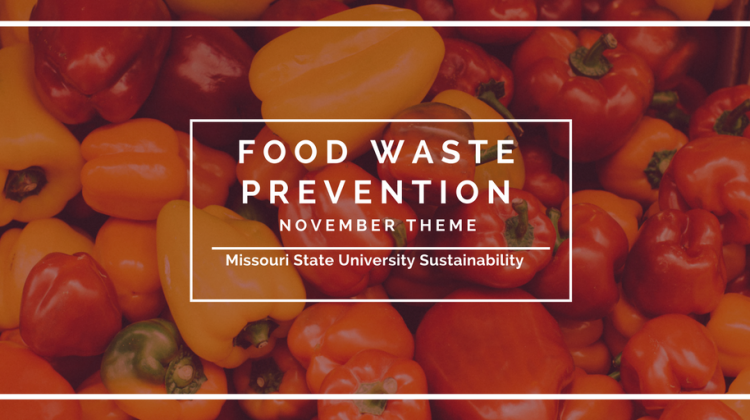 Monthly Theme: Food Waste Prevention