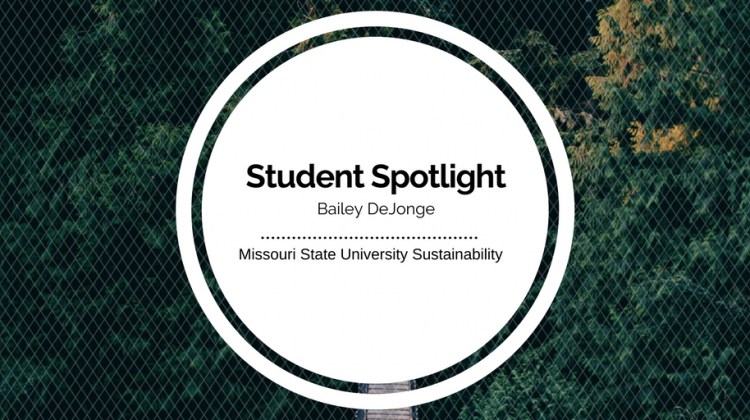 Student Spotlight: Bailey DeJonge