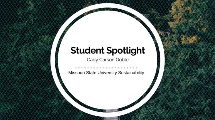 Student Spotlight: Cady Goble