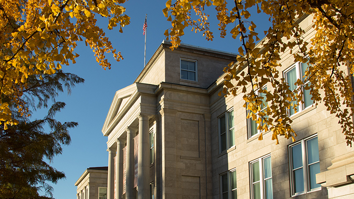 Carrington Hall at Missouri State University