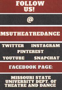 M.S.U. T&D Social Media Flyer