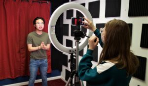 On-Camera Audition Studio and Classroom Space*