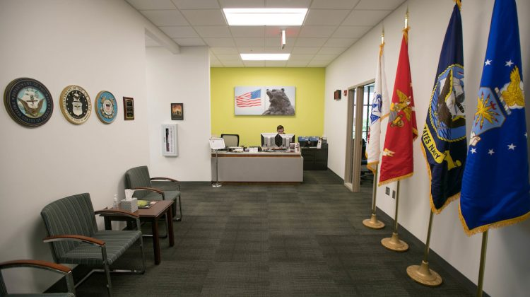 The Oldham Family Veteran Student Center