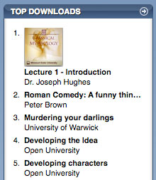 iTunes U Top Downloads