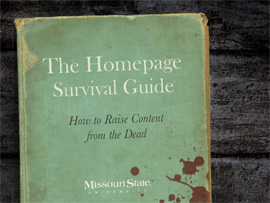 Homepage Survival Guide
