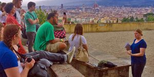 Study abroad trip in Florence, Italy