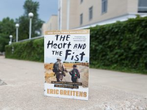 Eric Greitens book, The Heart and the Fist