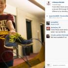 Stomp Out Hunger: Ewan Instagram