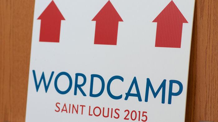 WordCamp St. Louis 2015
