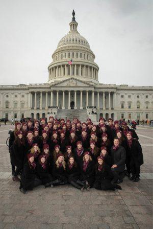 MSU Chorale in D.C.