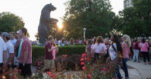 The PSU Bear Facebook image