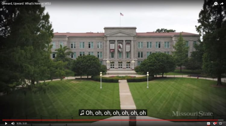 screenshot of onward, upward video from YouTube