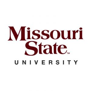 Missouri State University logo.