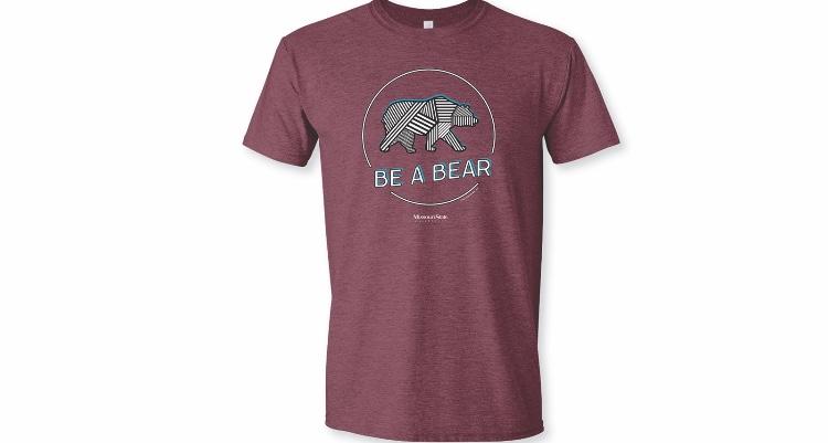 The Be A Bear 2018 T-shirt
