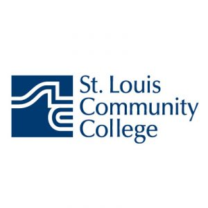 St. Louis Community College logo.