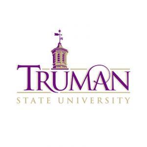 Truman State University logo.